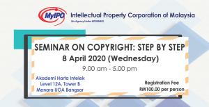 Seminar Copyright Step by Step