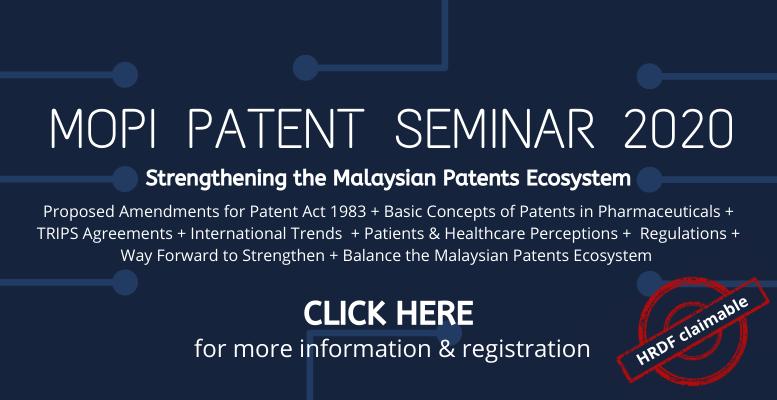 MOPI Patent seminar 2020